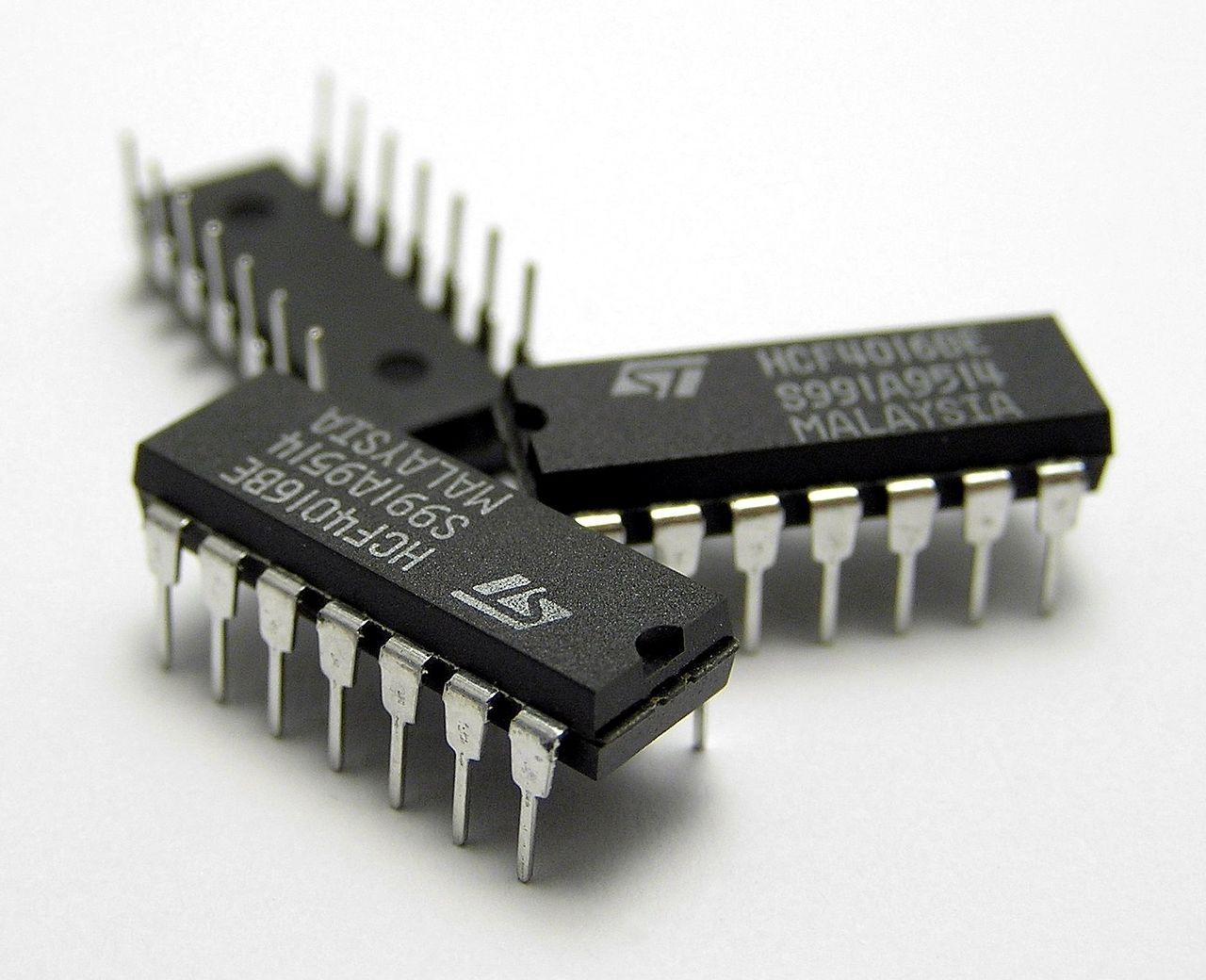 Circuito Integrado La78041 : Encapsulados principales tipos en circuitos integrados