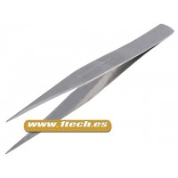 Pinza para electronica SMD 125mm