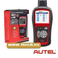 Autel AL519 Diagnostico OBD2 / CAN y multimetro