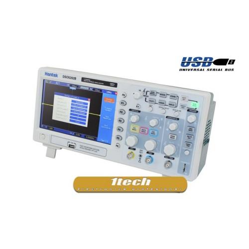 Hantek DSO5072P Osciloscopio