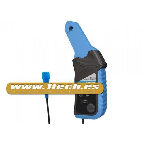 Pinza amperimetrica 65A para osciloscopios