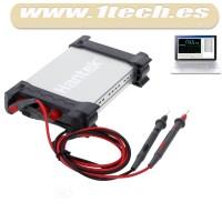 Hantek 365A - Multimetro, datalogger y grabador USB