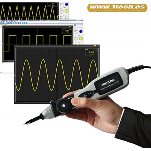Hantek PSO2020 Osciloscopio USB tipo lapiz