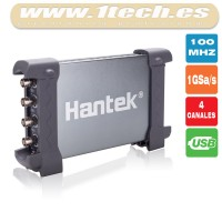 Hantek 6104BC Osciloscopio USB