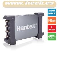Hantek 6204BC Osciloscopio USB