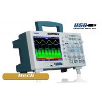 Hantek DSO5202B Osciloscopio y analizador logico