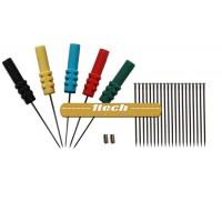 Set de sondas de acupuntura