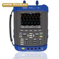 Hantek DSO 1102E Osciloscopio Portatil 5 en 1 Protección IP51