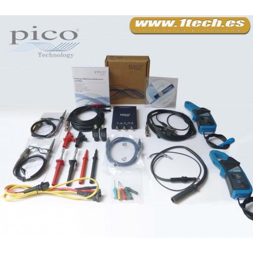 Osciloscopio Pico 2204A KIT PREMIUM