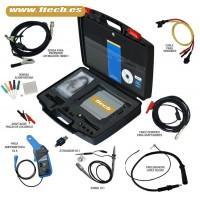 Kit Osciloscopio Automoción con Accesorios