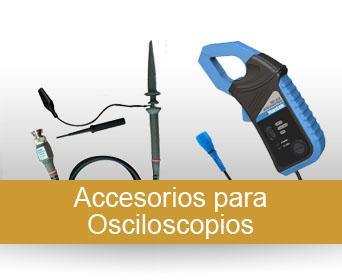 Accesorios para osciloscopios