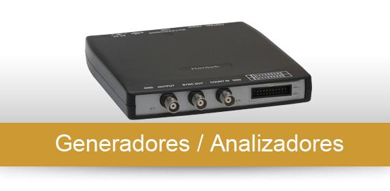 Generadores / Analizadores