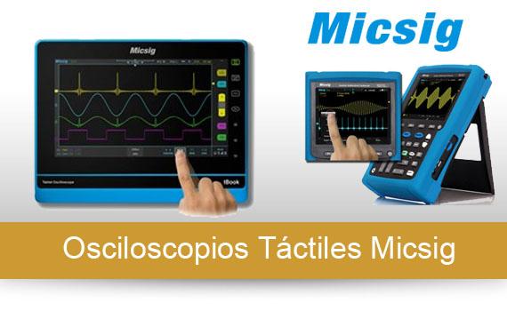 Osciloscopios Portátiles Micisg