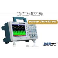 Hantek DSO5062BMV Osciloscopio