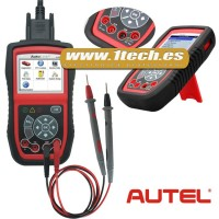 Autel AL539 Diagnostico OBD2 / CAN y multimetro