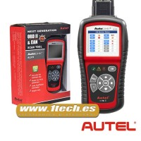 Autel AL519 Diagnostico OBD2 / CAN y multimetro