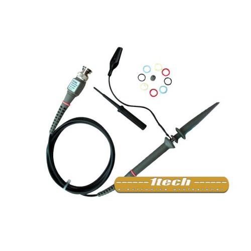 Sonda osciloscopio - 100 MHz