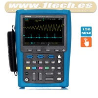 Micsig MS215T 150Mhz Osciloscopio Táctil Portátil