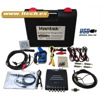 Hantek 1008 + Kit completo de accesorios
