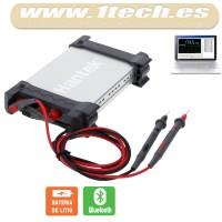 Hantek 365C - Multimetro, datalogger y grabador USB