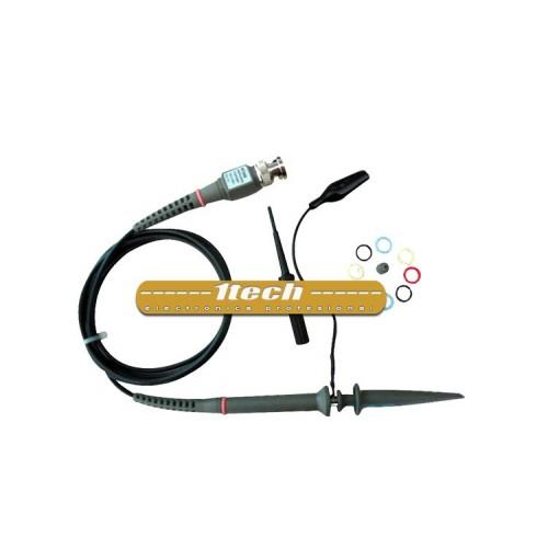 Sonda osciloscopio - 60 MHz