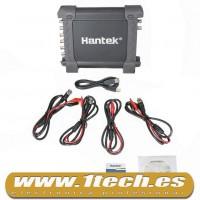 Hantek 1008 Osciloscopio para automoción NUEVA VERSIÓN