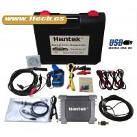 Hantek 1008 NUEVA VERSION + Kit completo de accesorios
