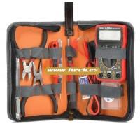 Kit de herramientas para electrónica