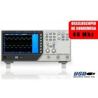 Hantek DSO4042B Osciloscopio