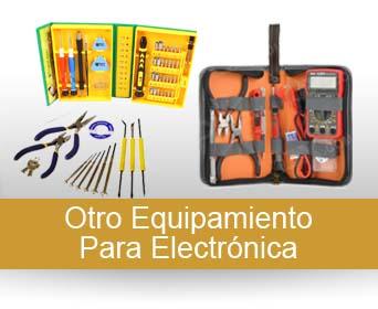 Otras herramientas para Electrónica