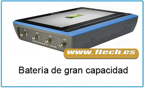 Osciloscopios Micsig tBook - www.1tech.es