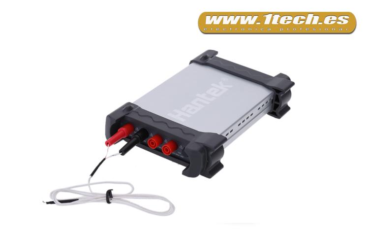 Hantek 365B Multimetro virtual USB para PC