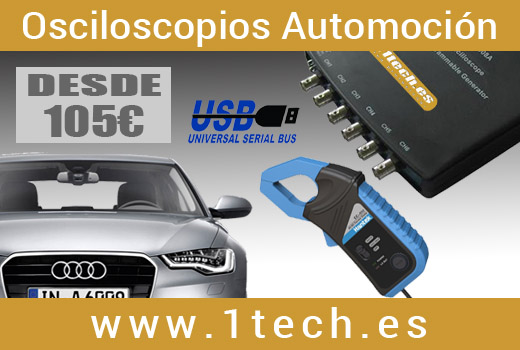 osciloscopio automocion