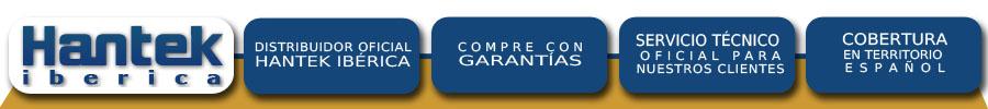 Hantek Ibérica - Distribuidor oficial en territorio español